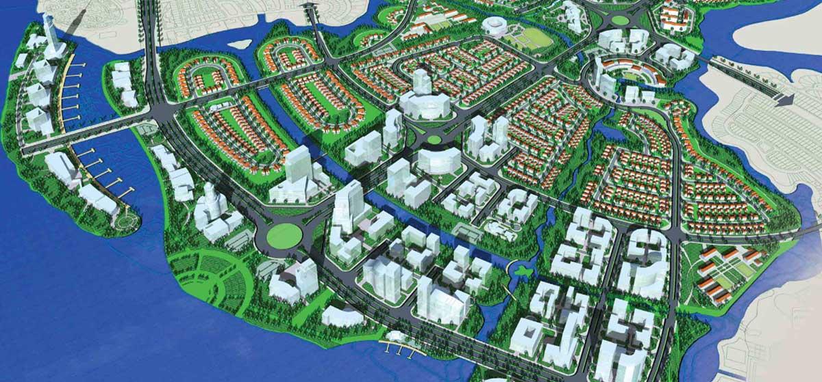 Thành Phố Waterfront Đồng Nai